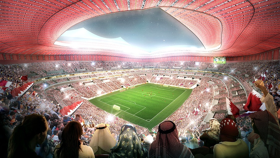 Al Bayt Stadion WK 2022
