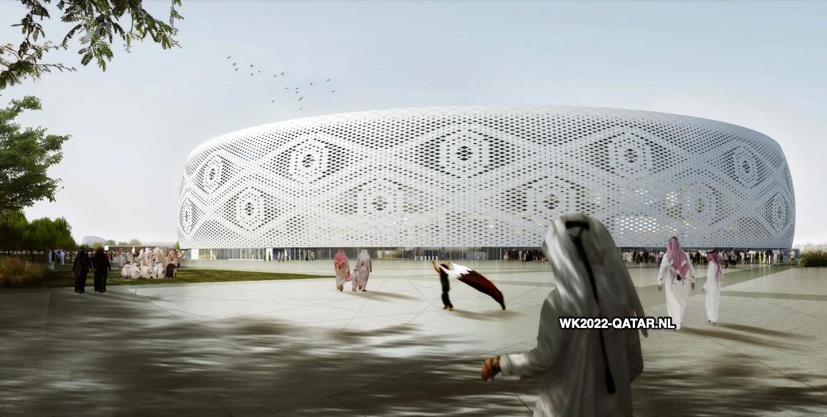 Al Thumama Stadion WK 2022