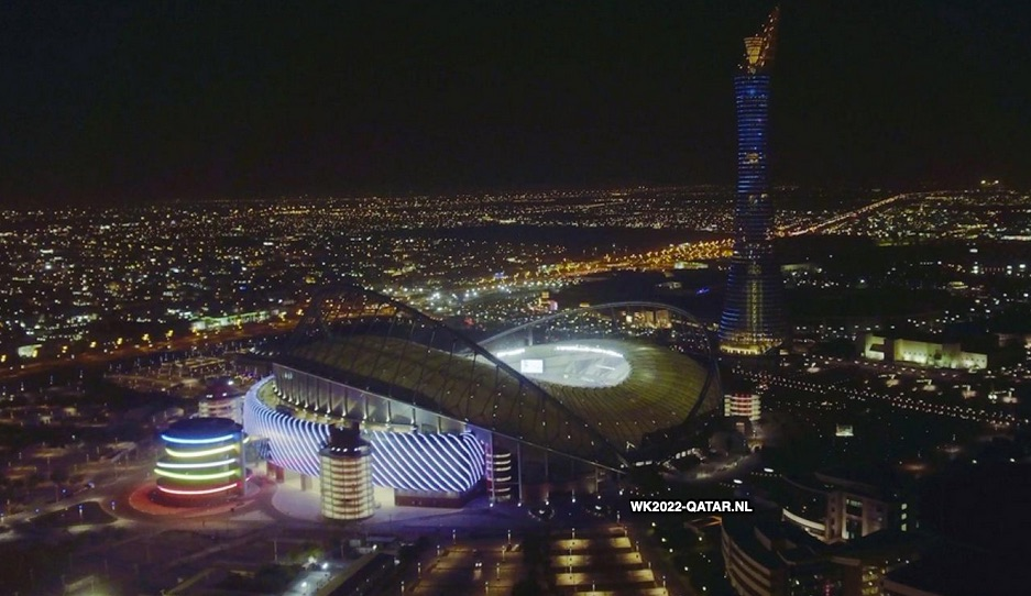 Khalifa International Stadion WK 2022