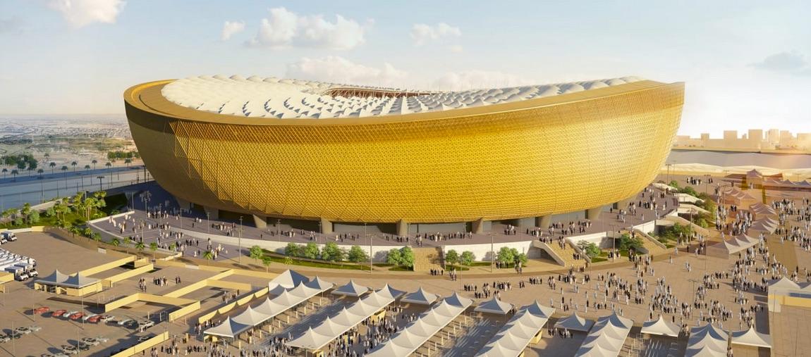 Lusail Stadion WK 2022