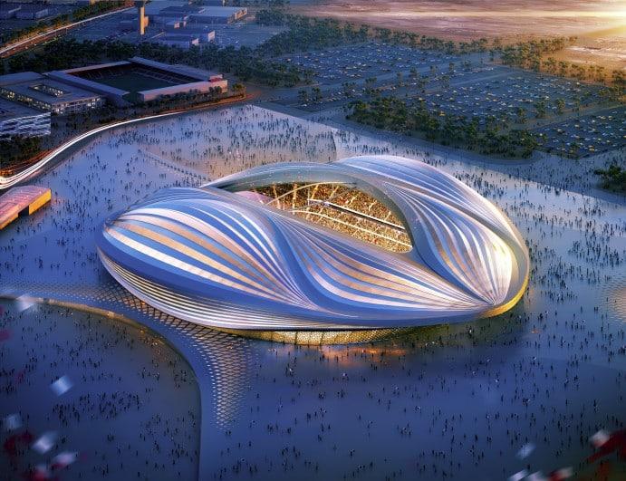 Al Wakrah stadion wk 2022