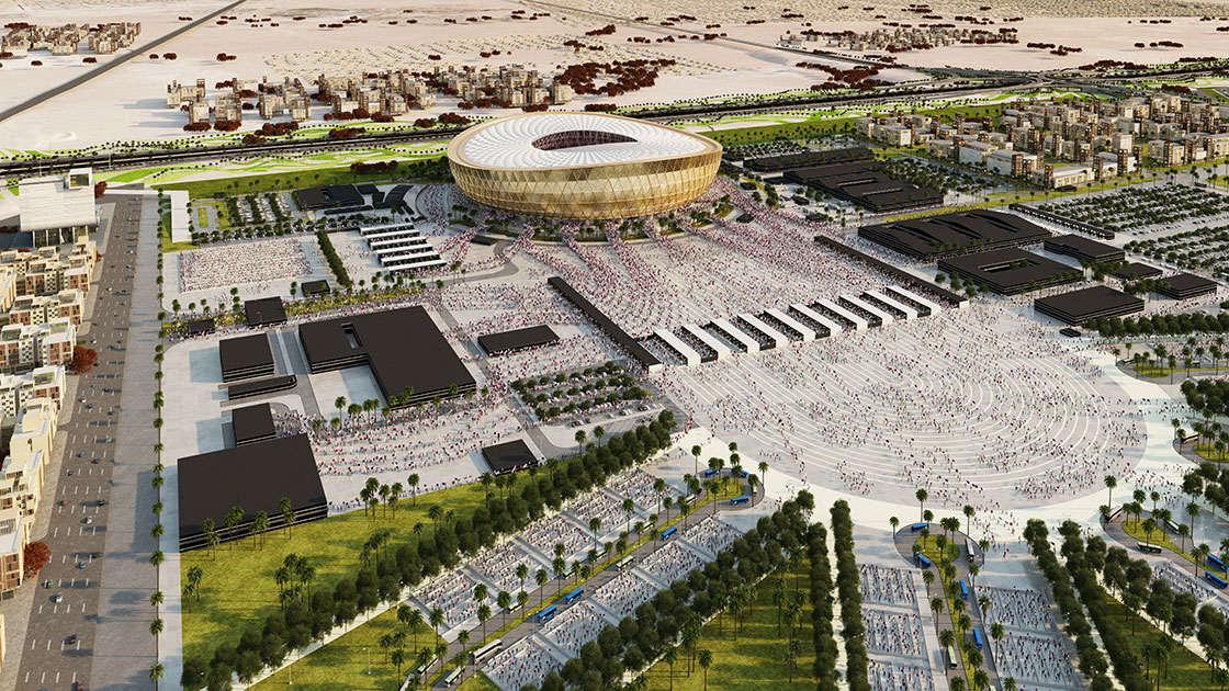 lusail iconic stadion wk 2022